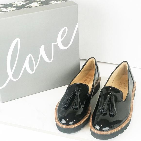 Nwot Naturalizer Ellie Platform Loafers